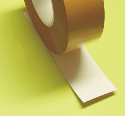 Double-sided banner hemming tape