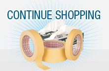 Continue Shopping at Display Tapes and Accessories